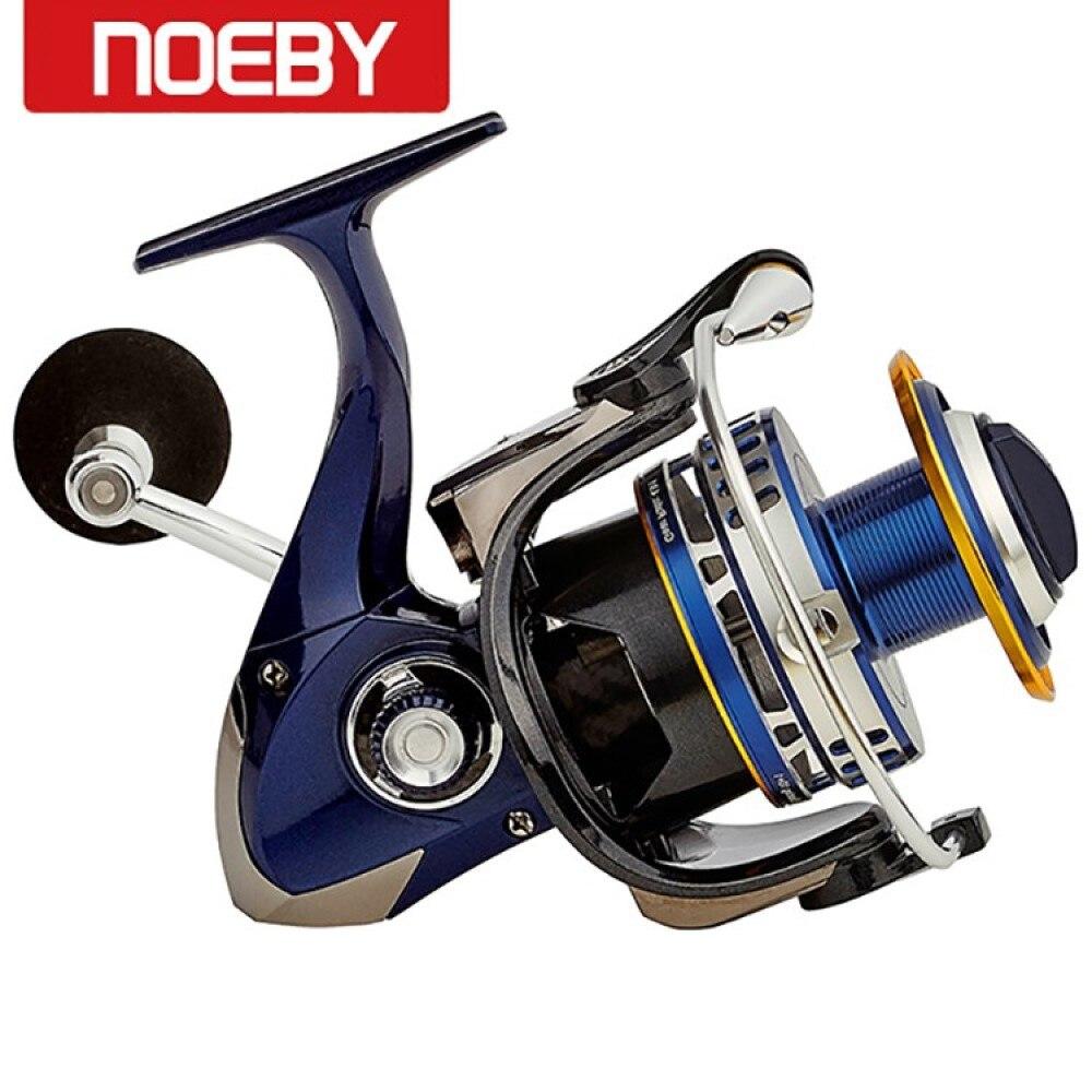 NOEBY spinning Fishing Reels 10 1BB 4 9 1 Moulinet jigging fishing reels Carrete De Pesca