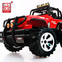 New 2014 electric remote control car toy hot wheels brand cars toys children RC car hummer off-road vehicles toy car sale