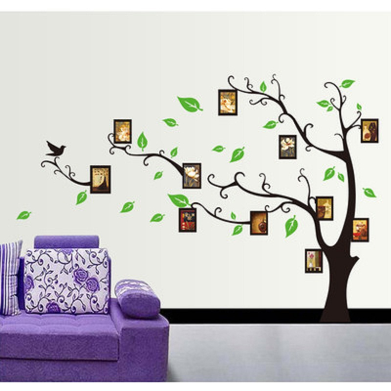 Family Tree Decor For Wall compare prices on family tree wall- online shopping/buy low price