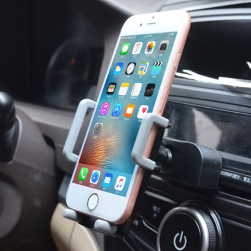 Car Phone Holder Stand CD Slot Air Vent Mount Universal Support For iPhone X Xiaomi pocophone f1 Smartphone Accessories