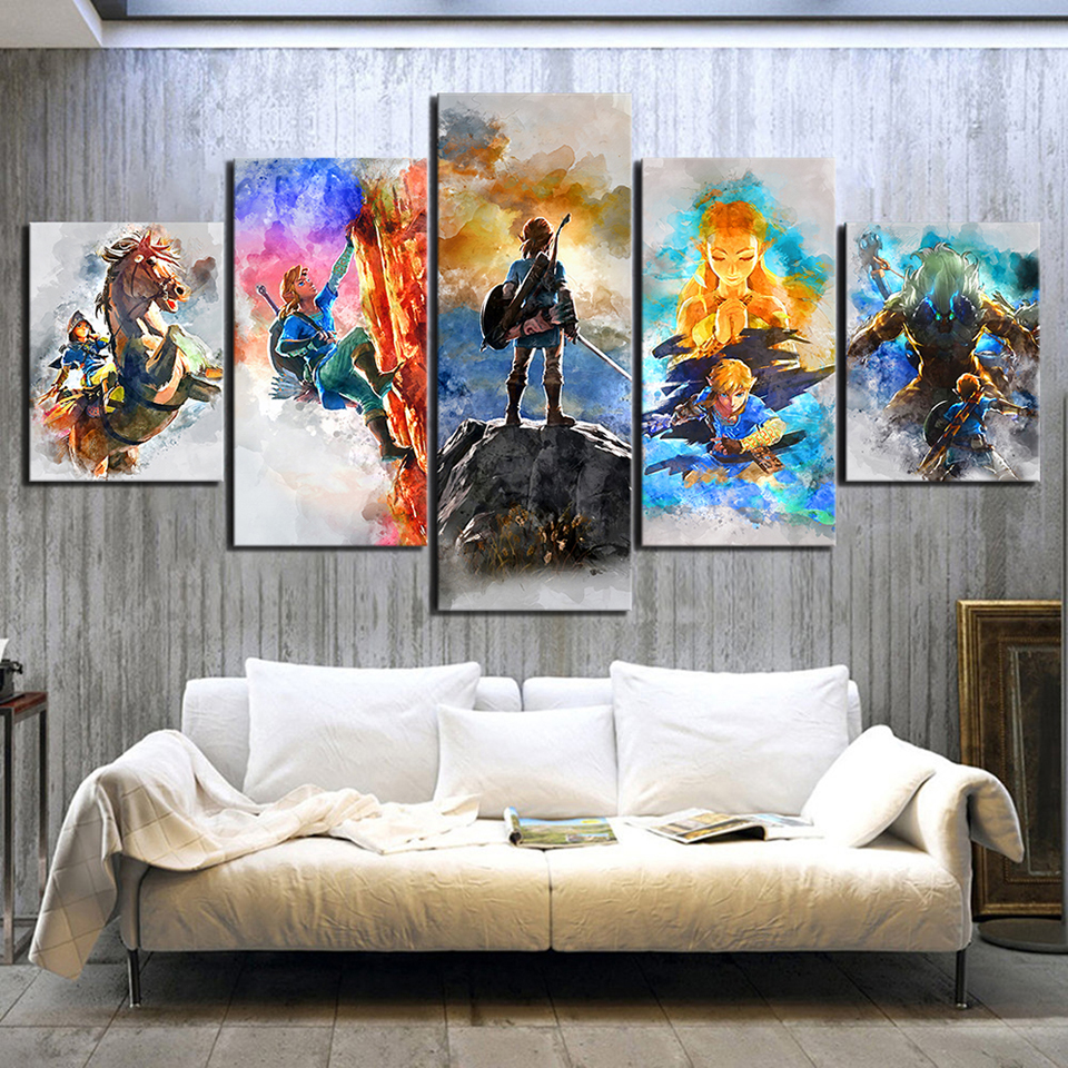 Details about  /3D Europe Character Painting 2 Framed Poster Home Decor Print Painting WALLPAPER