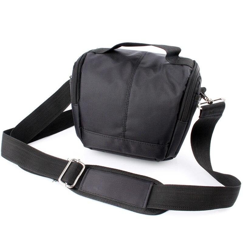 Camera Bag Case For Sony A7RII A7III A7RM3 7RM2 A7R A7SII A9 A3000 A5100 A5000 A6500 A6300 A6000 H400 HX400 HX300 HX100 RX10 M4