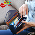 Mujer Women Wallet Clutch Wallet Female Case Phone Carteiras Femininas Money Bag