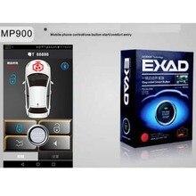 Phone Control PKE Smart Car Alarm System Passive Auto Lock/ Unlock Car Door Keyless push Remote Button Start Stop SmartPhone