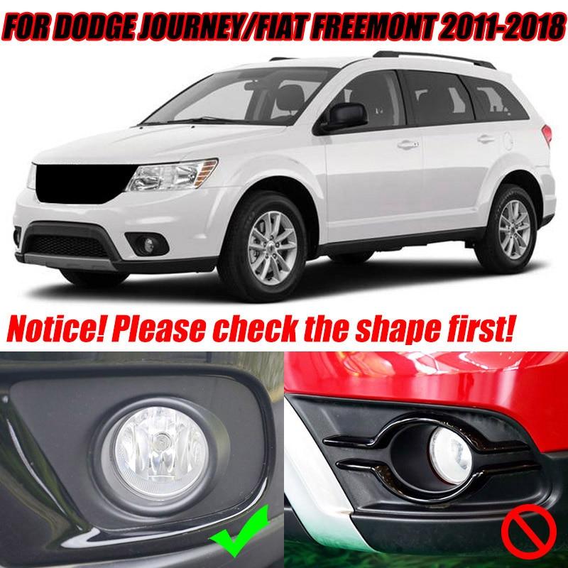 Bumper Front for Dodge Journey 2007-2011