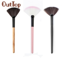 2017 NEW 1 PC Eye Shadow Foundation Eyebrow Lip Brush Powder Makeup Brushes Tool 0323A