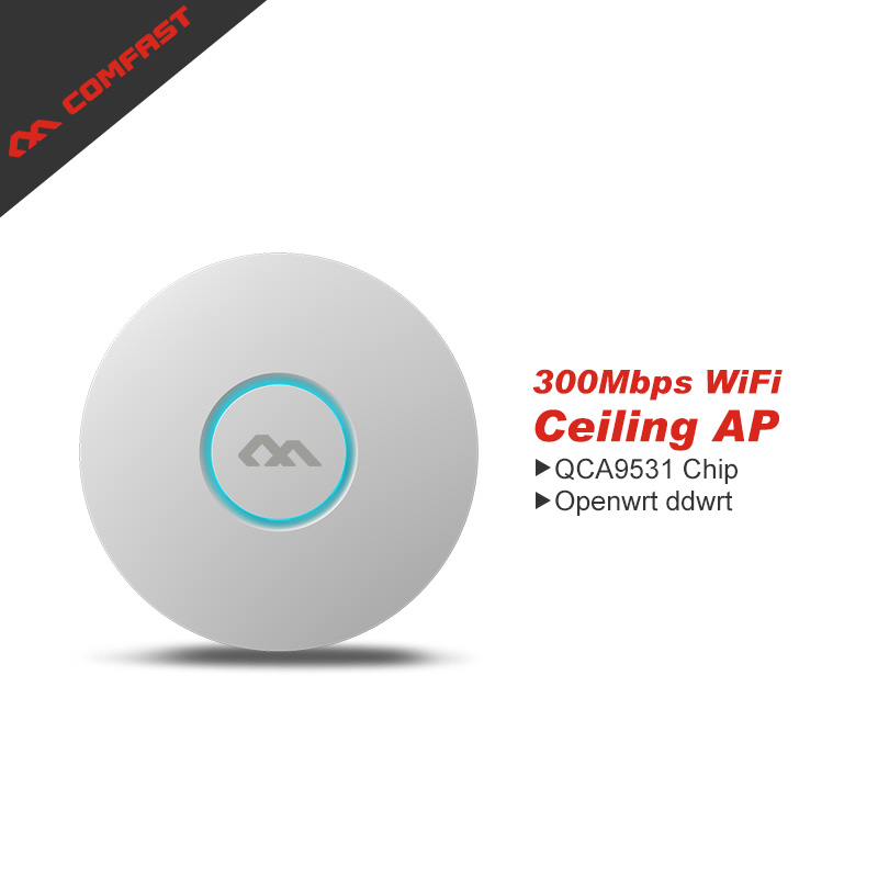 300mbps Wireless indoor AP WIFI Router 2* 3dBi Antenna Wi fi Access Point indoor Range extender Signa Booster Amplifier