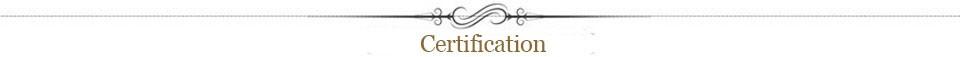 certifciation