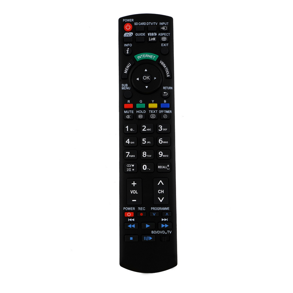 Universal Replacement TV Remote Control Smart Controller For Panasonic