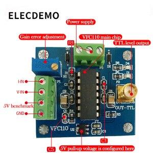 Image 3 - Vfc110 전압 주파수 모듈 고속 전압 주파수 변환 모듈 내부 5 v 기준 내장 4 m 출력