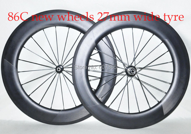 Rims For Cheap >> Us 493 5 Carbon Wheels 27mm Width 86mm Depth Rims Carbon Road Bike Wheels Cheap Clincher Wheels From China In Bicycle Wheel From Sports