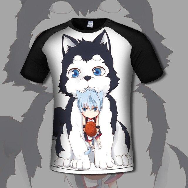 8c0780bcb  Xhtwcy  camiseta de kuroko no Basket kuroko seirin kuroko Tetsuya Kagami  taiga anime Cosplay