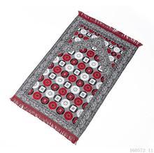 อิสลามมุสลิมพรมสำหรับห้องนั่งเล่น Chenille สวดมนต์ผ้าห่มโมร็อกโกเปอร์เซียพรมกลางแจ้งห้องนอนไม้พรม