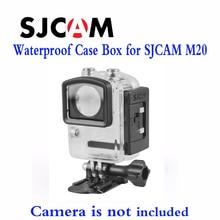 จัดส่งฟรี!! Originalใต้น้ำกันน้ำสำหรับเดิมM20 ดำน้ำ 30Mหมวกกันน็อกกันน้ำCamกล้องวิดีโอMini DVR