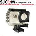 Nova versão original sj5000x underwater housing 30 m à prova d' água caso para sj5000 sjcam sj5000x sj5000wifi câmera de mergulho