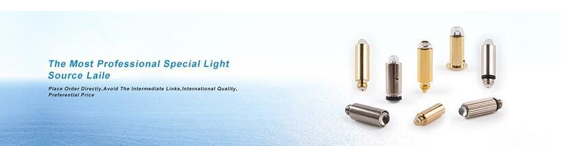 Heine XHL037 2,5 V галогенная лампа X-001.88.037 Otoscope ларингоскопическая лампа shipping-30pcs