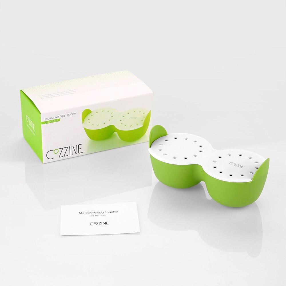 Aliexpresscom Buy COZZINE high quality Silicone Egg Poacher