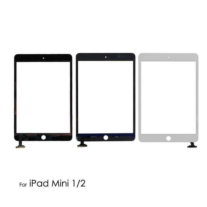 الأصلي/OEM شاشة تعمل باللمس ل باد البسيطة 1 2 3 4 A1432 A1454 A1455 A1489 A1490 A149 لوحة الزجاج اللوحي الجمعية استبدال
