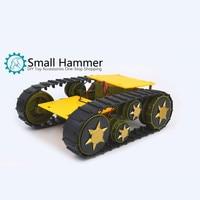 deformation Smart tank robot crawler Caterpillar vehicle Platform for Arduino SN1900