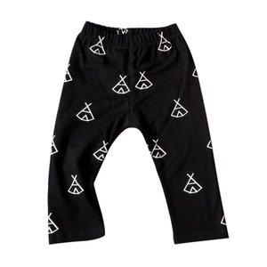 Newborn Baby Comfortable Pants Toddler Boy Girl Cotton Print Plaids Trousers Leggings M2