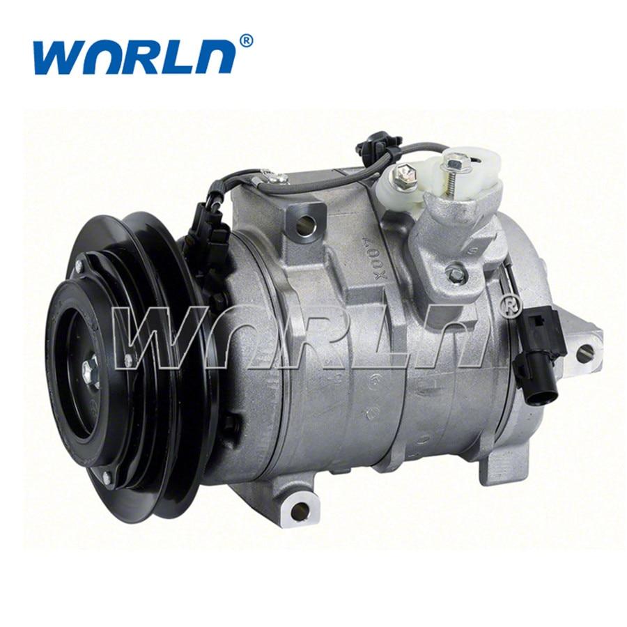 Compresseur automatique de climatisation pour Mitsubishi Pajero 10S17C pour MR568285 4472204033 4472204033 4472204031
