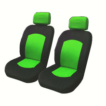 Classics Car Seat Cover Universal Fit Most Brand Car Cases 6 Colors Car Seat Protector Car Styling Seat Covers aumohall 2 pcs universal automobiles seat covers waterproof nylon auto car van front seat cover protector car styling 3 colors