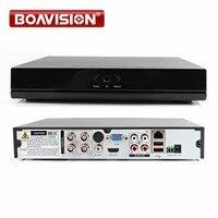 4Ch HD 2MP AHD 1080P 720P 960H DVR Real Time HDMI Output 4Ch Hybrid DVR NVR
