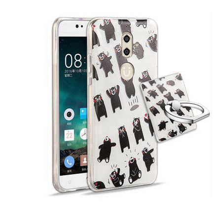 Sale For Symphony Helio S25 Free Shipping Soft TPU Cover + Ring holder Smart Mobile Android Cell Phone Shell Cases