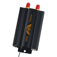 Original Coban Vehicle GSM GPS Tracker motorcycle GPS Locator GPS103B TK103B with remote control Real time Tracking Device