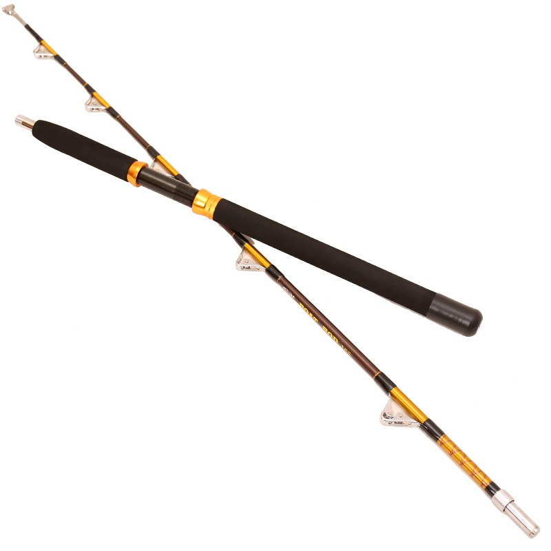 1.65m MH action Spinning Fishing Rod Far Trolling Carbon Fiber Rod Mystery II Everything for fishing mystery mh 1103
