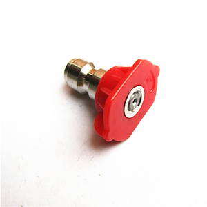 """Image 4 - 5pcs/lot 1/4"""" High Pressure Washer Spray Nozzle Quick Connector Car Washing Nozzles Metal Jet Lance Nozzle"""
