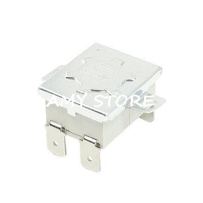 AC250V 15A 95C NC Thermostat Temperature Controlled Switch 4 Pins KSD302-S uxcell temperature range ac 250v 16a 3 terminals no nc temperature control capillary thermostat 50 300c 50 300c