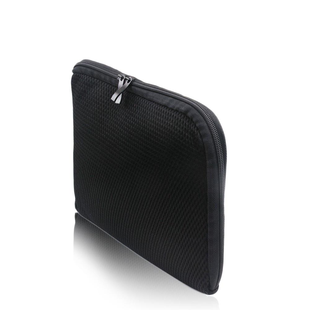 10,12, 13,14, 15 polegada portátil durável malha zipper saco tablet notebook laptop sleeve bolsa case capa para ipad air kindle, da amazon