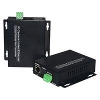 Ethernet IP Extender over twisted pair to rj45 Port IP Extender CCTV IP cameras IP video Converter Ethernet over up to 2KM