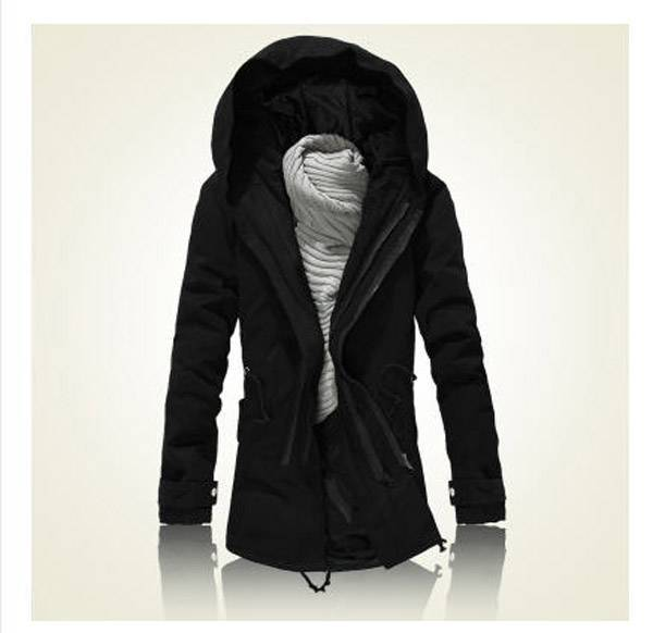 2014 men winter plus size warm jacket coat male black /armygreen cotton padded hooded clothes outwear jaqueta masculina S507 мужской пуховик al men s padded jacket winter warm hooded jacket