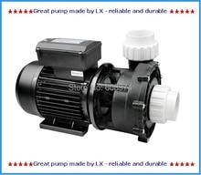 LX bathtub pump model WP 300 II dual / double / two speed WP300-II 3.0HP/2.2KW 2200W/3,0PS high speed , 450W/0,62PS low speed