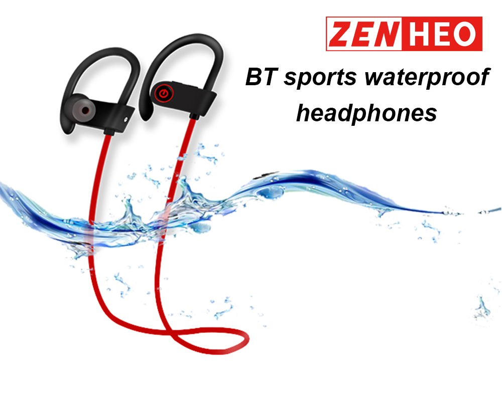 U8 wireless earphone (1)