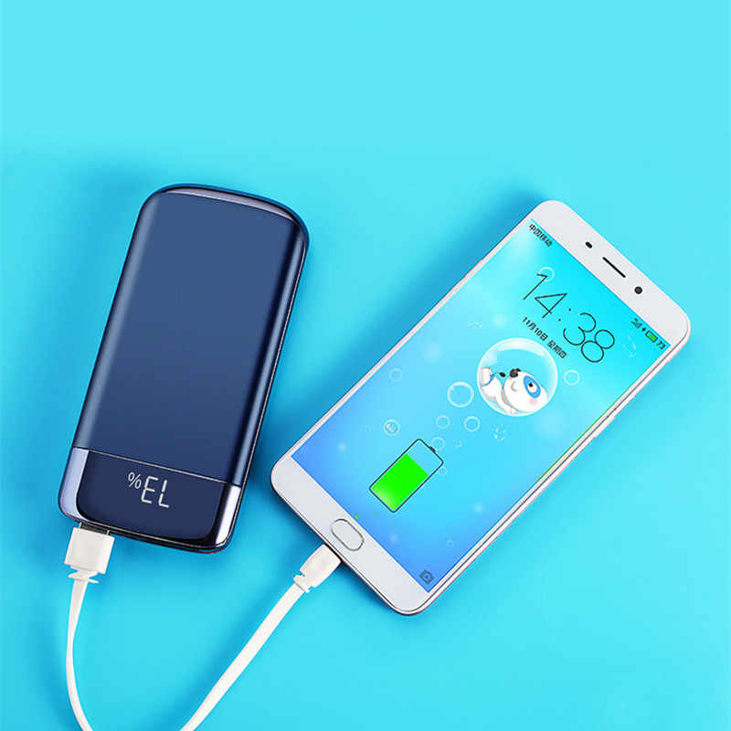 18650 30000 мАч Внешний аккумулятор PoverBank 2 USB lcd power Bank портативное зарядное устройство для мобильного телефона для Xiaomi Mi iphone X