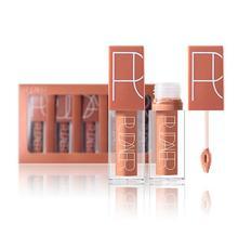 2017 Pudaier Brand 5pcs Matte Liquid Lipstick Set Nude Brown Chocolate Rose lipstick kit 5 Color Lip gloss lips Waterproof