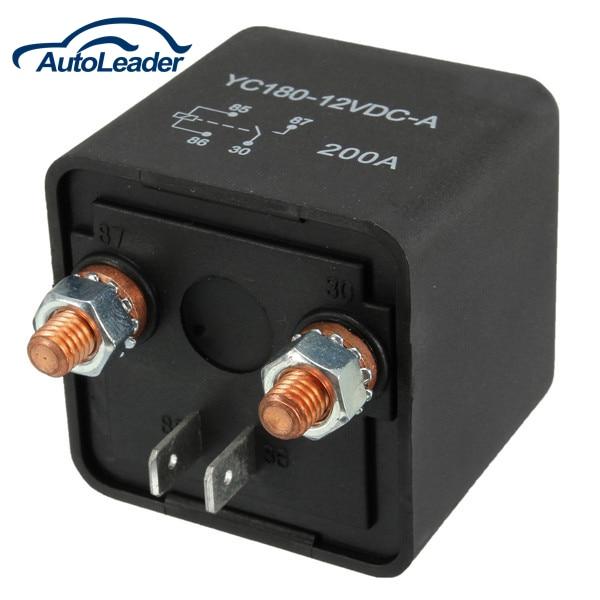 new 12v 200a car automotive split charge on off switch. Black Bedroom Furniture Sets. Home Design Ideas