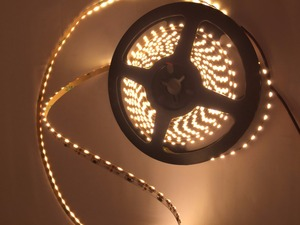 Image 5 - LED 335 Strip light LED high light SMD335 strip light 5MM PCB board 60led/m warm white Side Emitting LED Strip Light 120led/m