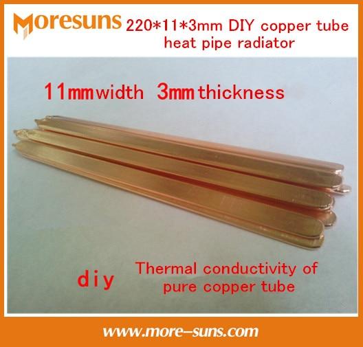Free ship pcs mm diy sintered heat pipe copper