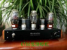 OldBuffalo KT66 HIFI tube amplifier with UV meter good sound