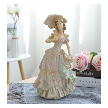 Elegant Victorian Women Figurines – Choice of 6