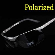 Fashion Sport sunglasses Men polarized glasses Newest aluminum magnesium alloy Drving Sunglasses Oculos De Sol Masculino