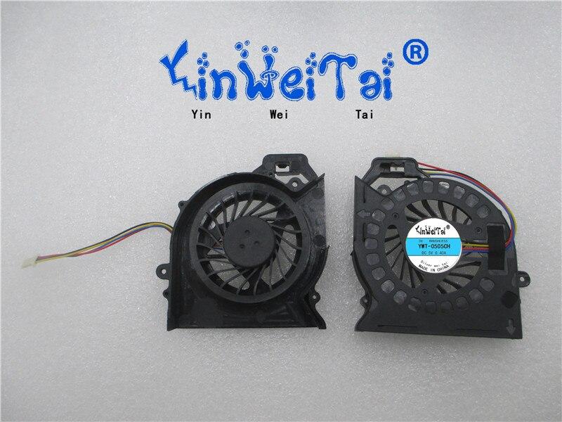 MF60120V1-C181-S9A MF60120V1-C180-S9A AD6505HX-BEE Pour HP Pavilion DV6 DV6-6000 DV6-6050 DV6-6090 DV6-6100 DV7 DV7-6000 CPU Ventilateur