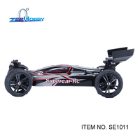 RC CAR 1/10 ELECTRIC BUGGY 4 WHEELS DRIVE OFF ROAD RTR R/C CAR BATTERY NOT INCLUDED (MODEL SE1011)