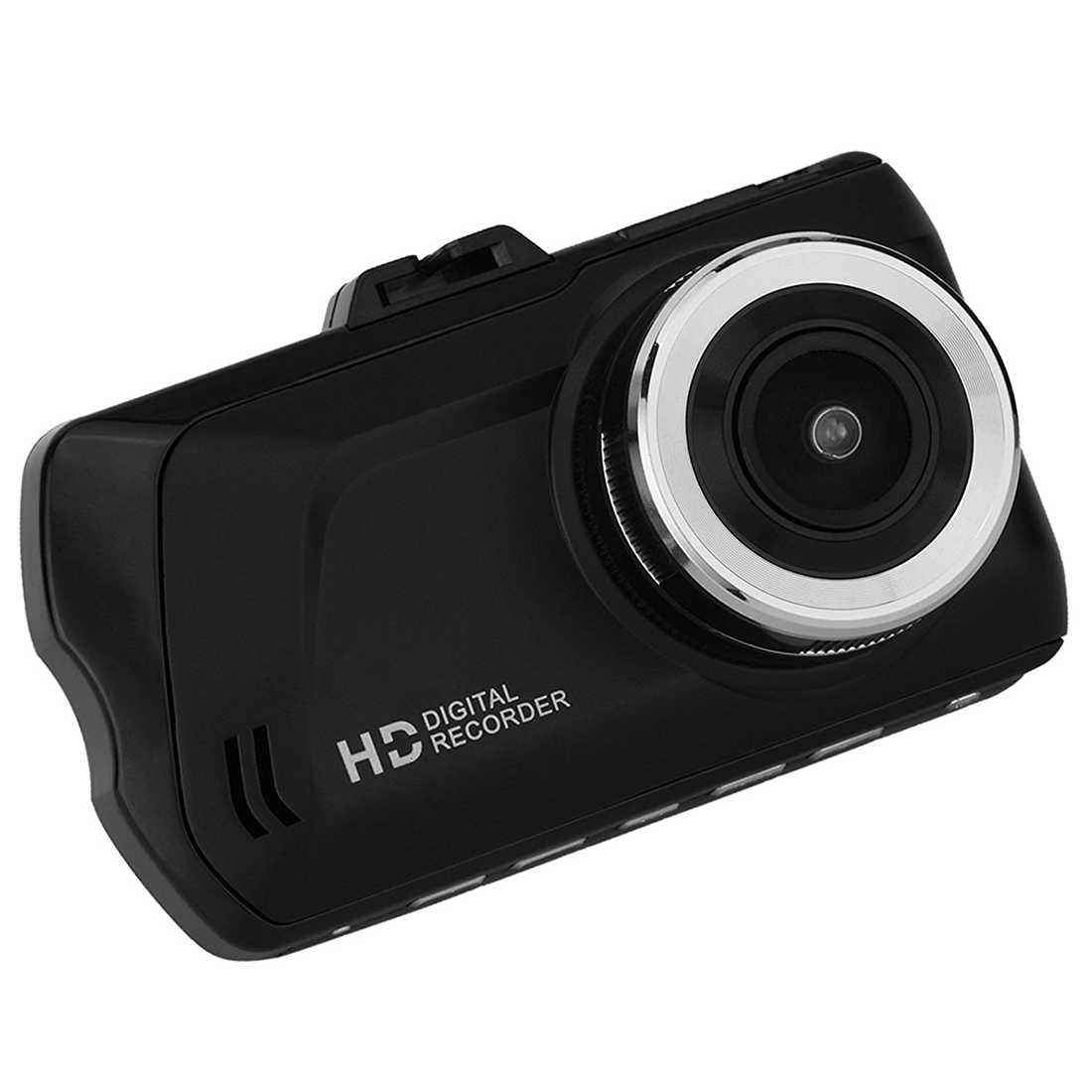 Dash Cam, Dashboard Camera Recorder with 4 Wide Digital Zoom, Car Black Box with 3.0 inch IPS, 1080P FHD, G-Sensor, WDR, Loop