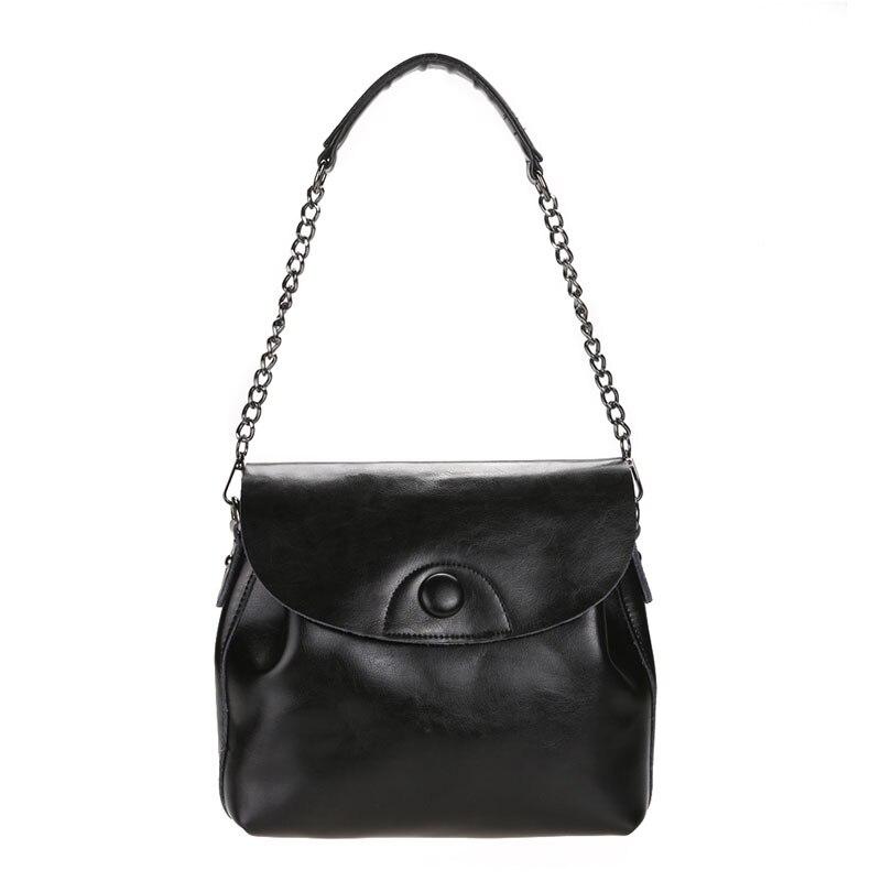 Luxury Brand Women's Genuine Leather Handbag Women Messenger Bag High Quality Re