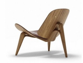 Beau Aircraft Chair Triangle Shell Simple Wood Chair Armchair Bentwood Chairs  Designer Chair Burst On Aliexpress.com | Alibaba Group